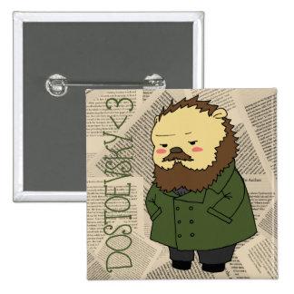 Botón cuadrado de Dostoevsky