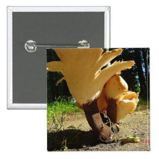 Botón cuadrado pins