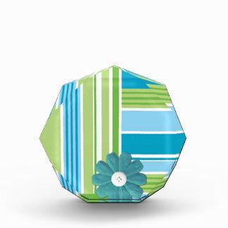 Botón Daiy de Pinstrip