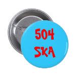 Botón de 504 SKA Pin
