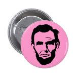 Botón de Abraham Lincoln Pins