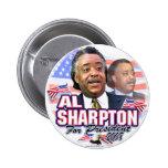Botón de Al Sharpton 08 Pin