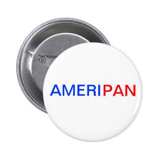 Botón de AMERIPAN Hetaila Pin Redondo De 2 Pulgadas