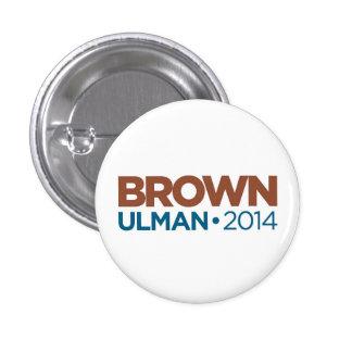 Botón de Anthony Brown Pin