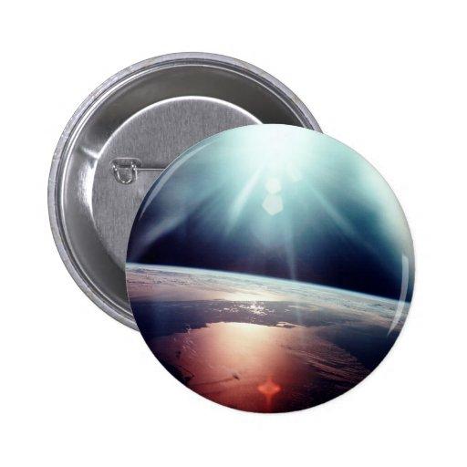 Botón de Apolo 7 la Florida Pins