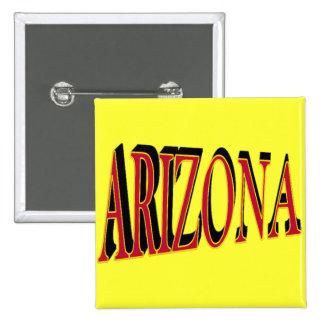 Botón de Arizona Pin