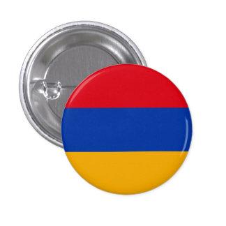 Botón de Armenia Pin Redondo De 1 Pulgada