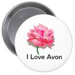 Botón de Avon para Representitives Pins