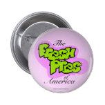 """Botón de Barack Obama """"Pres fresco de America™"""" Pins"""