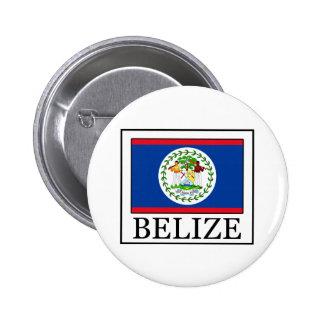 Botón de Belice Pin Redondo De 2 Pulgadas