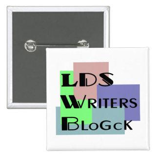 Botón de Blogck de los escritores de LDS