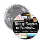 Botón de BlogHer de los Bloggers de Bloppy Pin