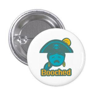 Botón de Booched Pin Redondo De 1 Pulgada