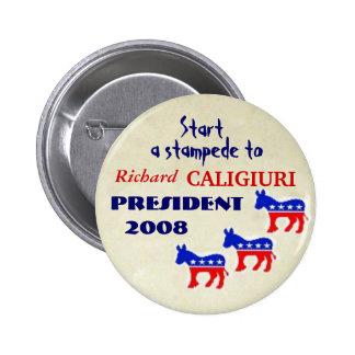 Botón de Caligiuri Pin