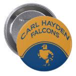 Botón de Carl Hayden Pins