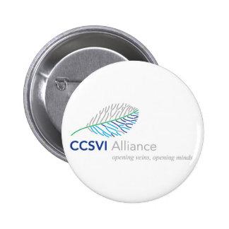 Botón de CCSVI Pin