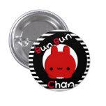 Botón de Chan del bollo del bollo Pin