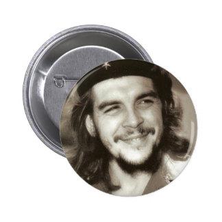 Botón de Che Guevara Pin Redondo De 2 Pulgadas