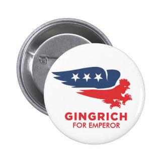 Botón de Chickenhawk Gingrich
