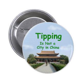 Botón de China Pins