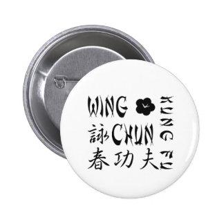 Botón de Chun Kung Fu del ala - L1L