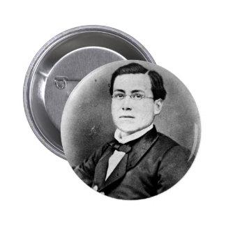 Botón de Cinco de Mayo Ignacio Zaragoza Seguín Pins