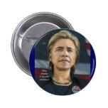 ¿Botón de Clintobama - por qué elija? Pin