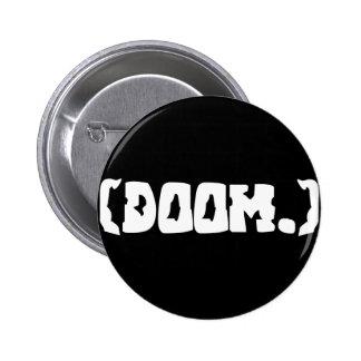Botón de condenación pin