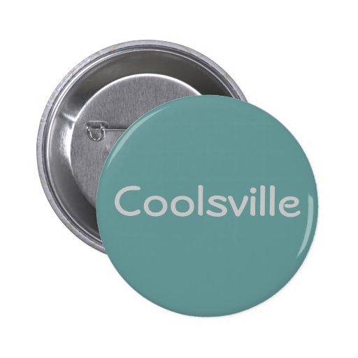 "Botón de ""Coolsville"""
