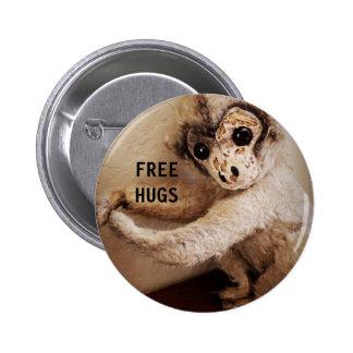 Botón de Copernicus Pin Redondo De 2 Pulgadas