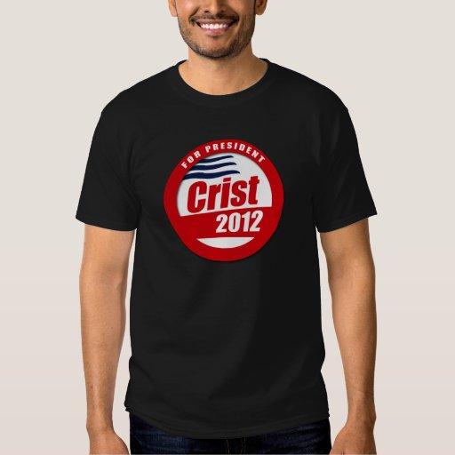 Botón de Crist 2012 Camisas