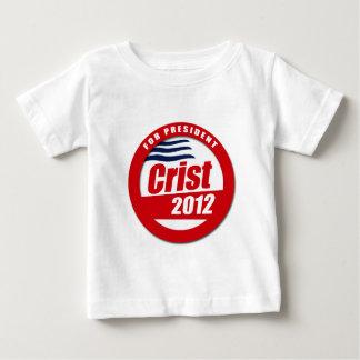 Botón de Crist 2012 Polera