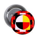Botón de cuatro direcciones pins