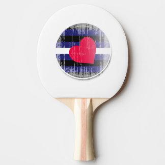 Botón de cuero distressed.png pala de ping pong