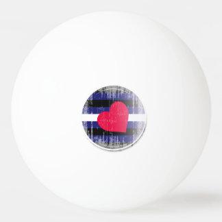 Botón de cuero distressed.png pelota de ping pong