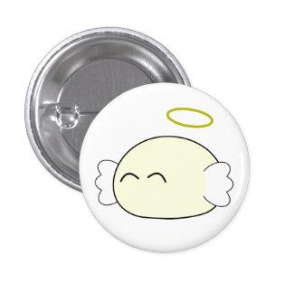 Botón de Dango del ángel Pin Redondo De 1 Pulgada