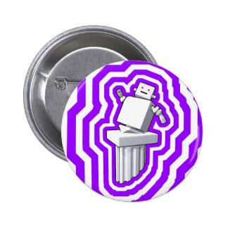 Botón de D'art del movimiento Pin