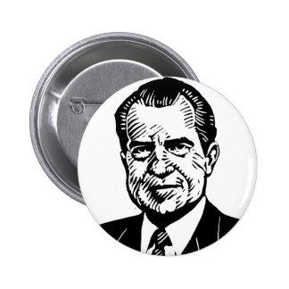 Botón de Dick Nixon