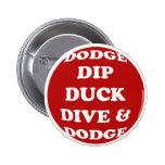 Botón de Dodgeball Pin