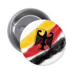Botón de Eagle del fútbol de Deutschland Fussball Pins