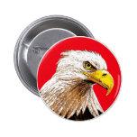 Botón de Eagle Pins