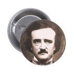 Botón de Edgar Allen Poe Pin
