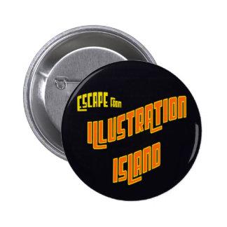 Botón de EFII - logotipo Pins
