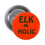 Botón de ELK-A-HOLIC Pins
