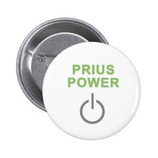 Botón de encendido de Prius