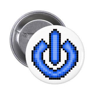 Botón de encendido del pixel pins