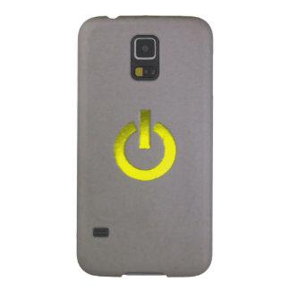 Botón de encendido (ENCENDIDO) Carcasas De Galaxy S5