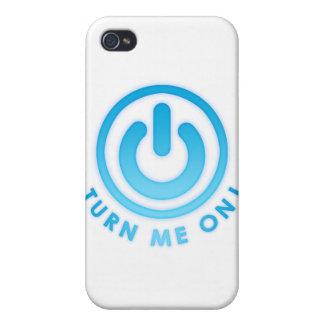Botón de encendido - gíreme iPhone 4 carcasa