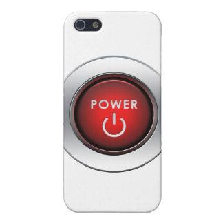 Botón de encendido iPhone 5 carcasa