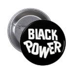 Botón de encendido negro pin